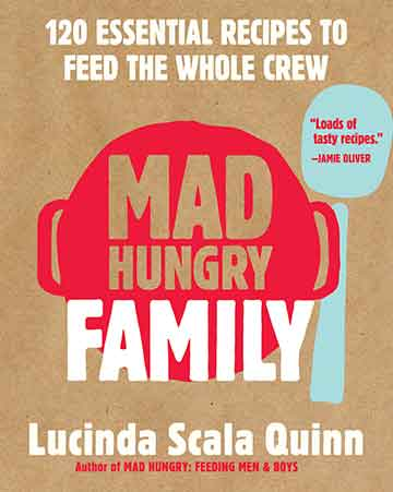Buy the Mad Hungry Family cookbook