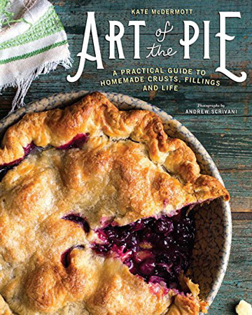 Buy the Art of the Pie cookbook