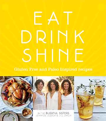 Buy the Eat Drink Shine cookbook
