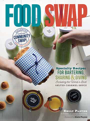 Buy the Food Swap cookbook