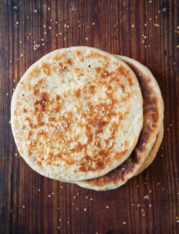 Zanzibar Sesame Bread | <em>Mkate Wa Ufuta</em> Recipe