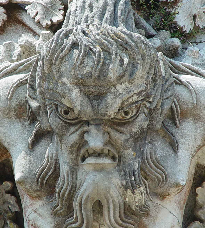 Stone Devil