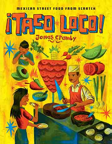 Buy the Taco Loco! cookbook