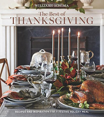 The Best of Thanksgiving Cookbook