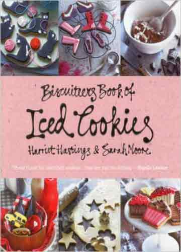Buy the Biscuiteers Book of Iced Cookies cookbook