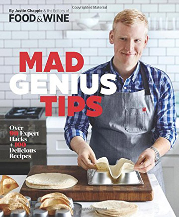 Buy the Mad Genius Tips cookbook