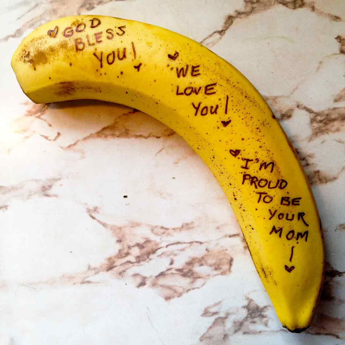 Mom's Banana