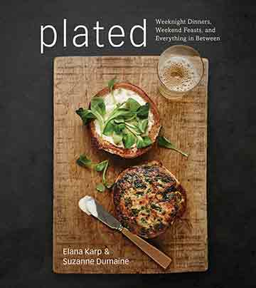 Buy the Plated cookbook