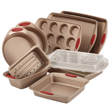 Rachael Ray Cucina 10-Piece Baking Set