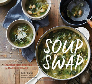 Buy the Soup Swap cookbook