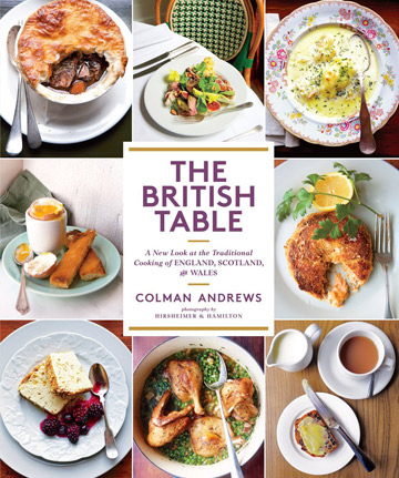 Buy the The British Table cookbook