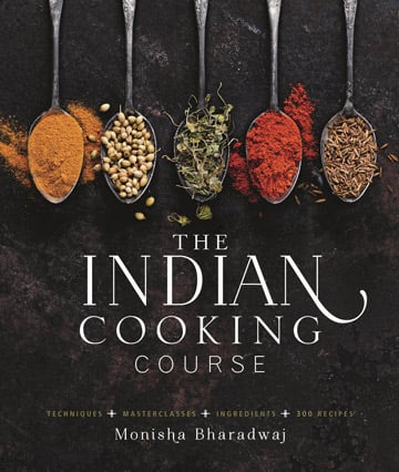 Buy the The Indian Cooking Course cookbook