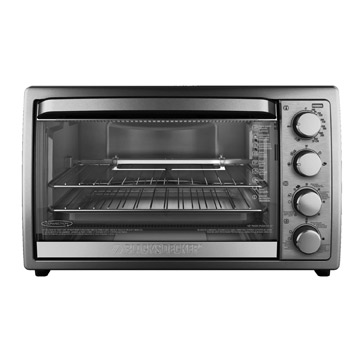 Black and Decker Countertop Toaster Oven