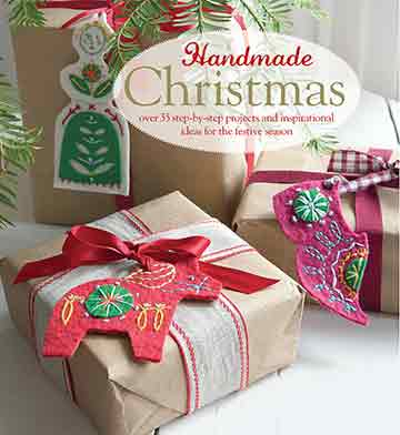 Buy the Handmade Christmas cookbook