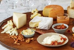 How to Make a Cheese Plate for a Crowd
