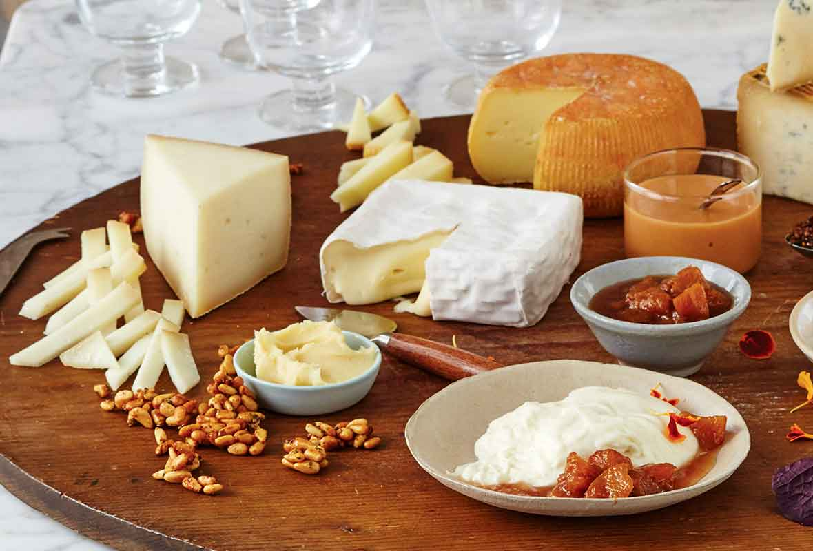 How to Make a Cheese Plate for a Crowd & How To Make A Cheese Plate | Leite\u0027s Culinaria