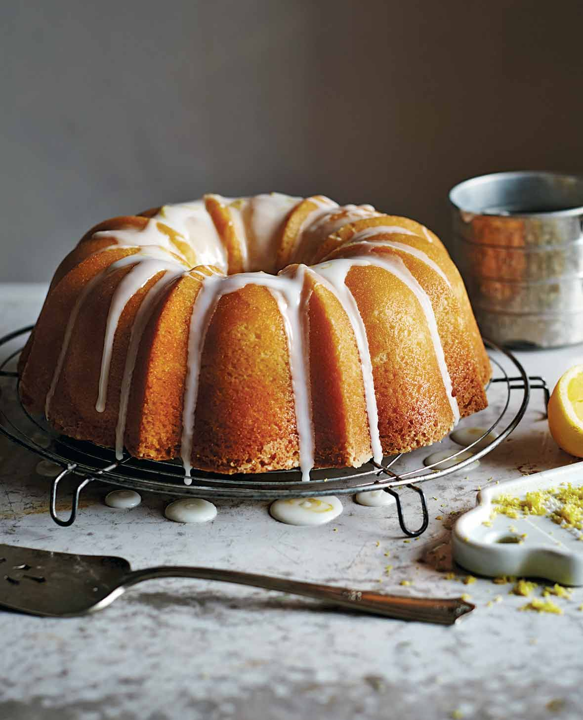Lemon Pound Cake Recipe Leite S Culinaria