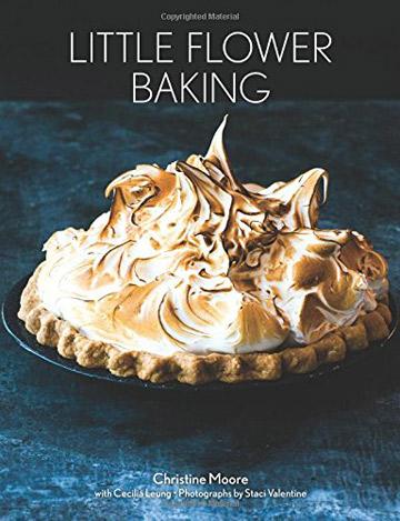 Buy the Little Flower Baking cookbook