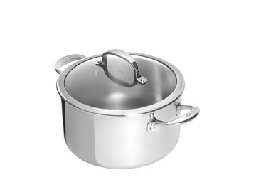 OXO Good Grips 8-Quart Covered Stockpot