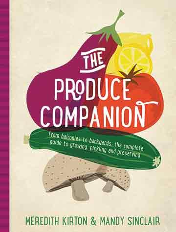 Buy the The Produce Companion cookbook