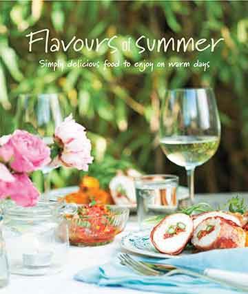 Buy the Flavours of Summer cookbook