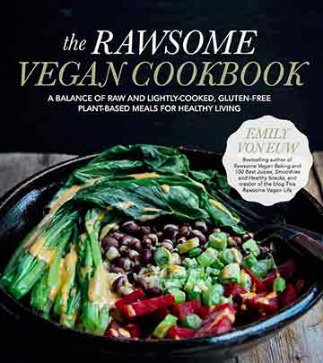 Buy the The Rawsome Vegan Cookbook cookbook