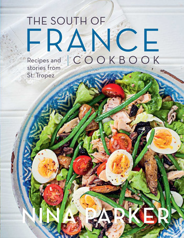 Buy the The South of France Cookbook cookbook