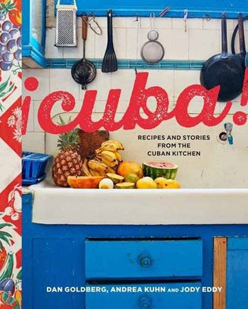 Buy the Cuba! cookbook