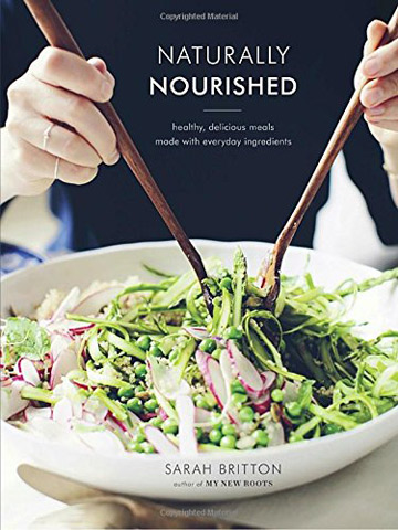 Buy the Naturally Nourished cookbook
