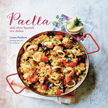 Buy the Paella cookbook