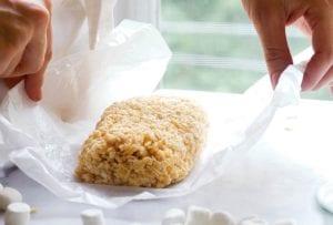 Small Batch Rice Krispies Treats