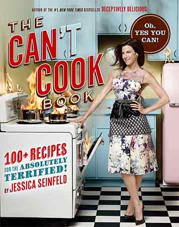 Buy the The Can't Cook Book cookbook
