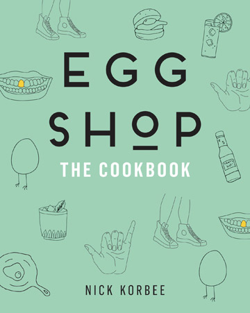 Buy the Egg Shop cookbook