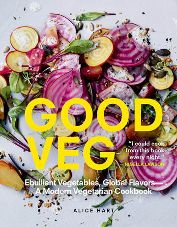 Buy the Good Veg cookbook