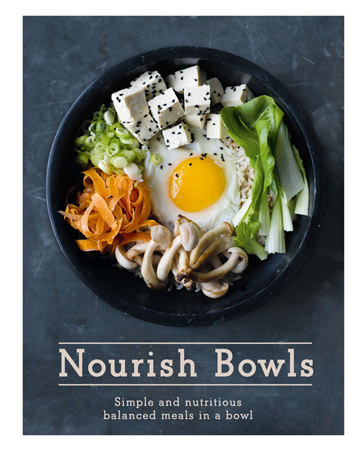 Buy the Nourish Bowls cookbook