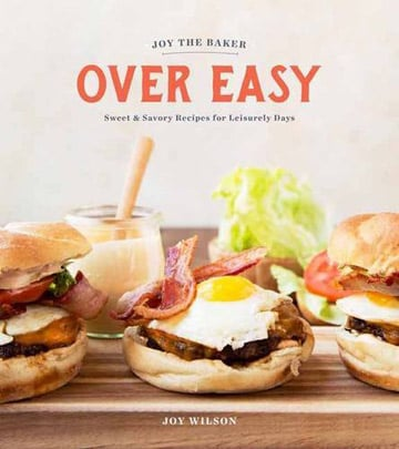 Buy the Over Easy cookbook