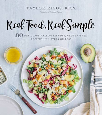 Buy the Real Food, Real Simple cookbook