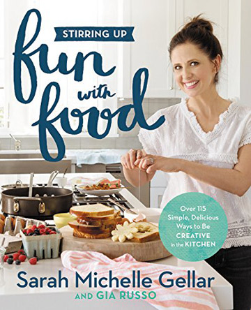 Stirring Up Fun with Food Cookbook