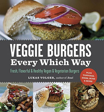 Buy the Veggie Burgers Every Which Way cookbook