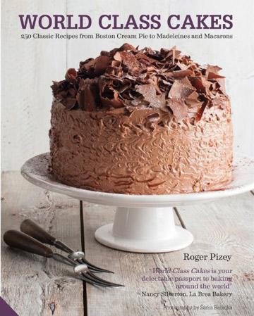 World Class Cakes Cookbook