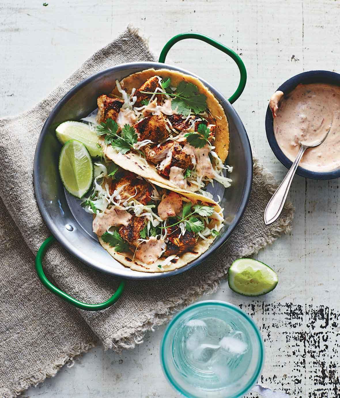 Ancho Fish Tacos Recipe