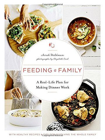 Buy the Feeding a Family cookbook