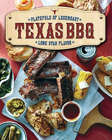 Buy the Texas BBQ cookbook