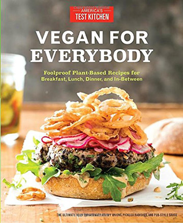 Buy the Vegan for Everobdy cookbook