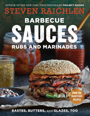 Buy the Barbecue Sauces, Rubs, and Marinades cookbook