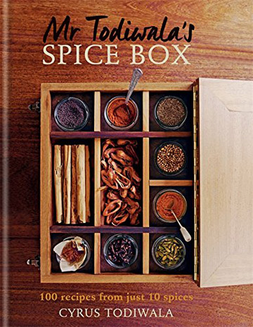 Mr. Todiwala's Spice Box Cookbook