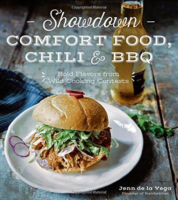 Showdown Comfort Food, Chili and BBQ Cookbook