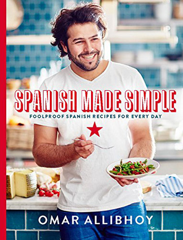 Buy the Spanish Made Simple cookbook