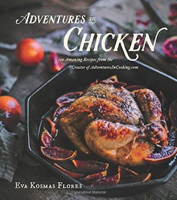 Buy the Adventures in Chicken cookbook