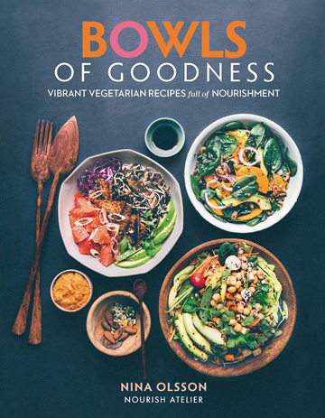 Buy the Bowls of Goodness cookbook